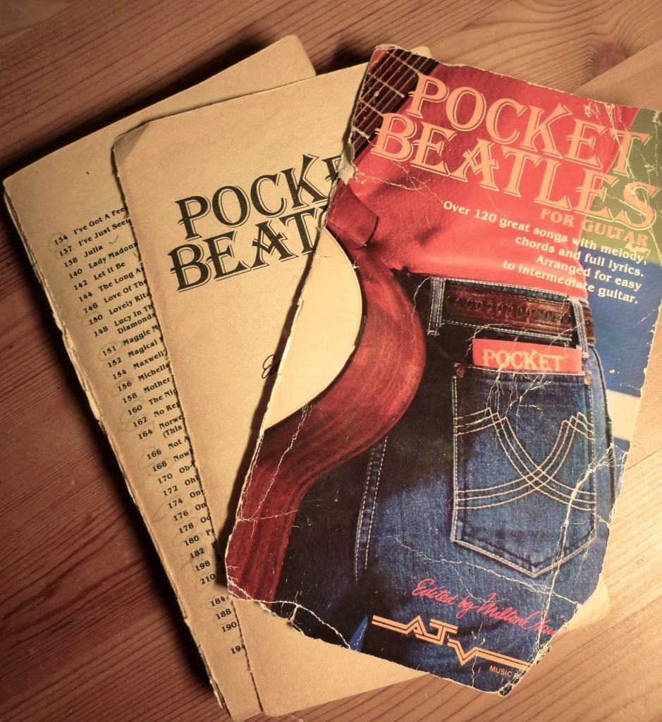 Pocket Beatles for Guitar