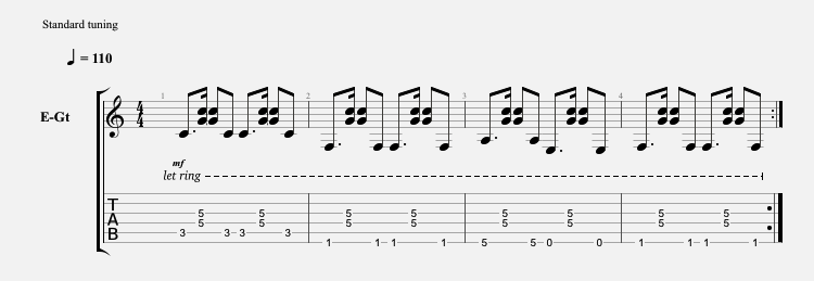 Root Note Variations