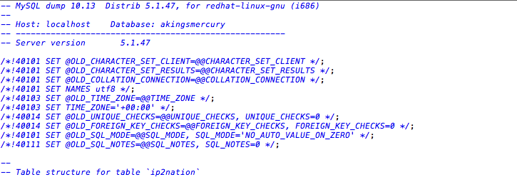 solve sql database import error wordpress